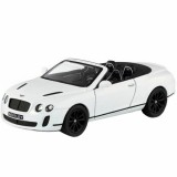 Модельная машинка 2010 Bentley Continental Supersports Convertible 1:38