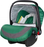 Автокресло Caretero Fly, green