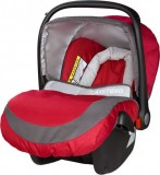 Автокресло Caretero Fly, red