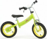 "Беговел Dino Bikes Scooby Doo 10"" (light green-yellow)"