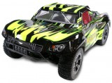 Шорт Himoto Mayhem MegaE8SCL Brushless (зеленый) 1:8