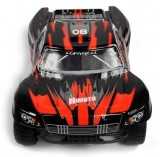 Шорт Himoto Mayhem MegaE8SCL Brushless (красный) 1:8