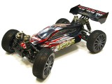 Багги Himoto Shootout MegaE8XBL Brushless (красный) 1:8