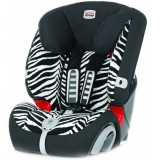 Автокресло BRITAX EVOLVA 123 Plus Smart Zebra