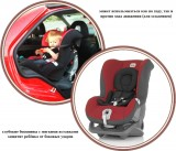 Автокресло Britax First Class Plus Chili Pepper