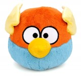 Птичка синяя Angry Birds Space озвучена, 20 см