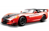 Автомодель Dodge Viper SRT10 ACR, 1:24 (2 вида)