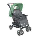 Коляска Just4kids COMBI grey&green b-zone