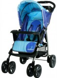 Коляска Caretero Monaco blue