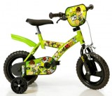 "Велосипед Dino Bikes Ben 10 12"", light green-black"
