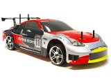 Дрифт Himoto DRIFT TC HI4123 Brushed (Nissan 350z) 1:10