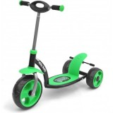 Самокат Milly Mally Sporty, green