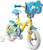 Велосипед 12 Schwinn Tigress Girls 2014, yellow