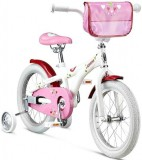 Велосипед 16 Schwinn Lil Stardust Girls 2014, white
