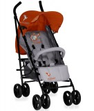 Коляска Bertoni I-Moove, grey orange lorelli