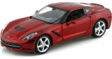 Автомодель 2014 Corvette Stingray Coupe, 1:24