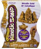 Кинетический песок Kinetic Sand Metallic, золотой
