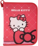 Папка на молнии Hello Kitty
