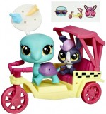 Такси Littlest Pet Shop City Rides