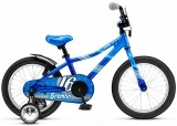 Велосипед 16 Schwinn Gremlin Boys 2016, blue/light blue