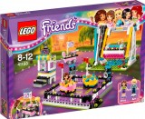 Аттракцион Автодром Lego Friends