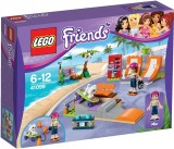 Скейт-парк Хартлейк Сити Lego Friends