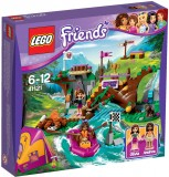 Спортивный лагерь: Сплав по реке Lego Friends