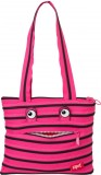 Сумка Monsters Tote Beach, Pink Begonia