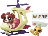 Вертолет Littlest Pet Shop City Rides