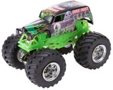 Внедорожник Grave Digger Monster Jam, Hot Wheels