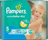 Подгузники Pampers Active Baby Junior, 11-18 кг, 36 шт