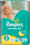 Подгузники Pampers New Baby Mini, 3-6 кг, 66 шт
