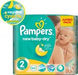 Подгузники Pampers New Baby Mini, 3-6 кг, 94 шт