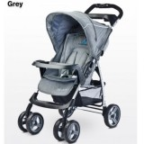 Коляска Caretero Monaco grey