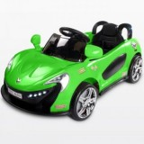 Электромобиль Caretero Aero green