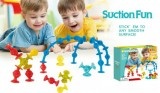 Конструктор Липучка SuctionFun, 42 детали