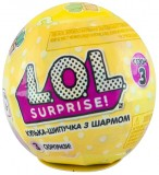 Набор с шармом L.O.L. Surprise Charm Fizz Ball
