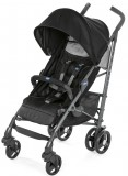 Коляска Chicco Lite Way 3 Top Stroller, черная