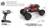 Автомобиль Off-Road Crawler Super Sport, 1:18, красный