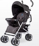 Коляска Caretero Spacer 2017 black