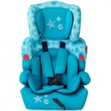 Автокресло Bertoni Kiddy aquamarine stars