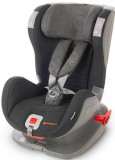 Автокресло Avionaut Glider Softy IsoFix, Black Steel
