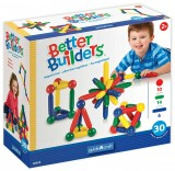 Конструктор Guidecraft Better Builders, 30 дет