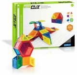 Конструктор Guidecraft PowerClix Solids, 44 дет