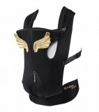 Рюкзак-кенгуру YEMA TIE JS Wings black