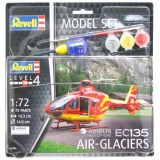 Вертолет EC 135 Air-Glaciers