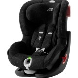 Автокресло Britax-Romer King II LS Black Series Crystal Black