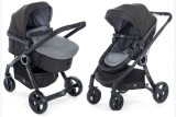 Коляска Chicco Urban Plus Stroller 2в1, тёмно-серая