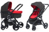 Коляска Chicco Urban Plus Stroller 2в1, красная