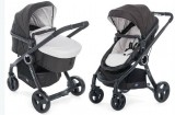 Коляска Chicco Urban Plus Stroller 2в1, светло-серая